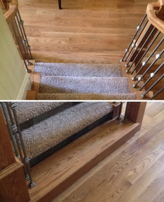 Funny picture  about stairs